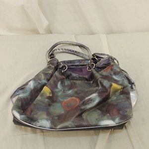 Handbags - Unbranded Painted Style Women's Purse 50115